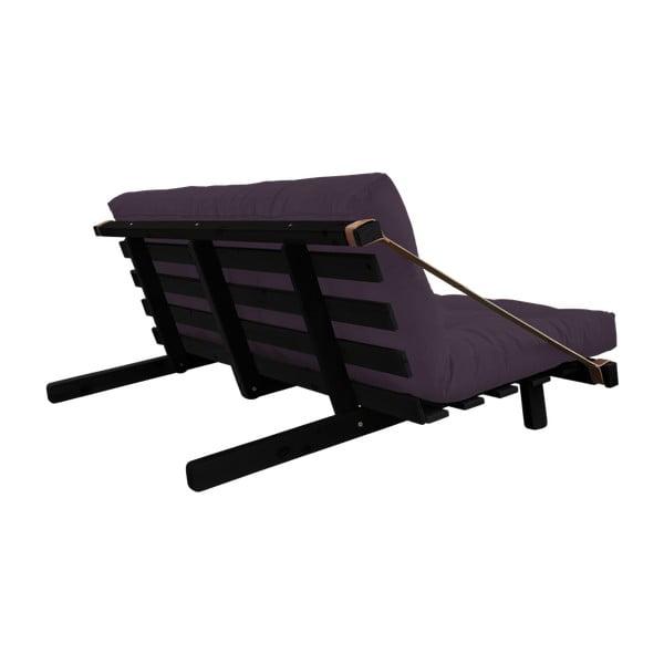 Variabilní pohovka Karup Jump Black/Purple