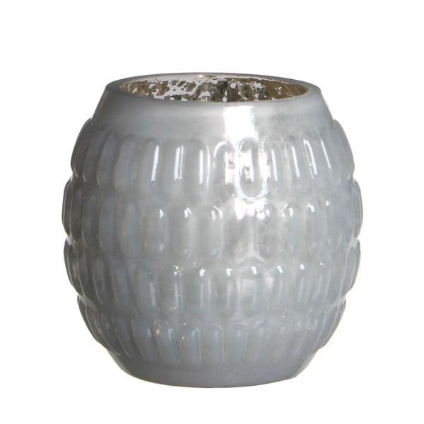 Stojan na svíčku Tavira White, 7 cm