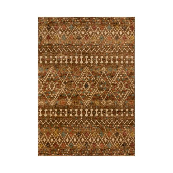 Odine barna szőnyeg, 120 x 170 cm - Flair Rugs