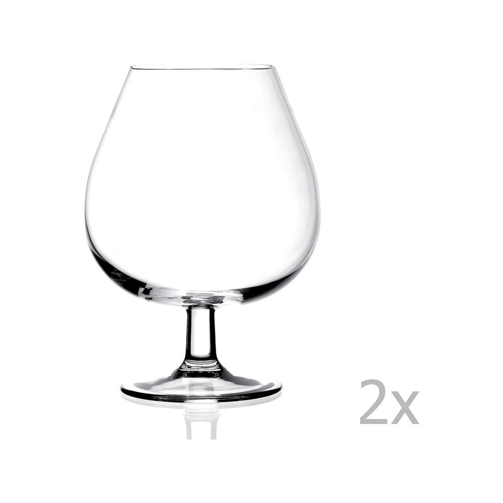 Sada 2 sklenic RCR Cristalleria Italiana Adona