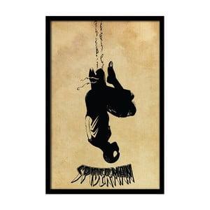 Plakát Upside Down, 35x30 cm