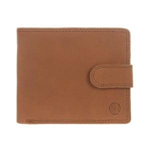 Kožená peněženka Theo Natural Veg
