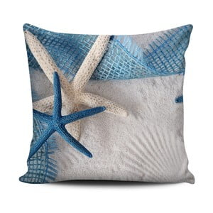 Polštář Home de Bleu Tropical Starfishs, 43x43cm