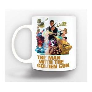 Hrnek The Man with The Golden Gun