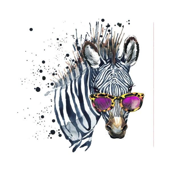 Stolek Cool Zebra