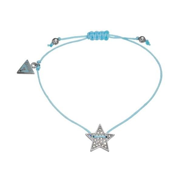 Náramek Guess Blue Star