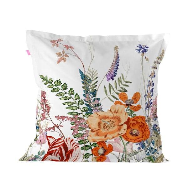 Povlak na polštář z čisté bavlny Happy Friday Botanical,60x60cm
