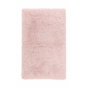 Růžová koupelnová předložka Aquanova Mezzo, 70 x 120 cm