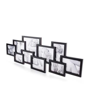 Ramă pentru 10 fotografii Tomasucci Collage negru