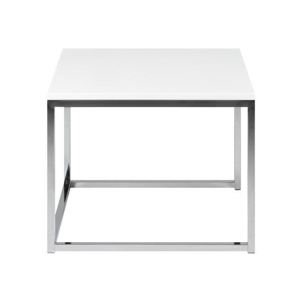 Bílý konferenční stolek Actona Cornus