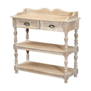 Konzolový stolek Transilvania Ceruse
