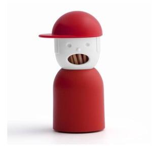 Červený stojánek na párátka Qualy&CO Picky Boy