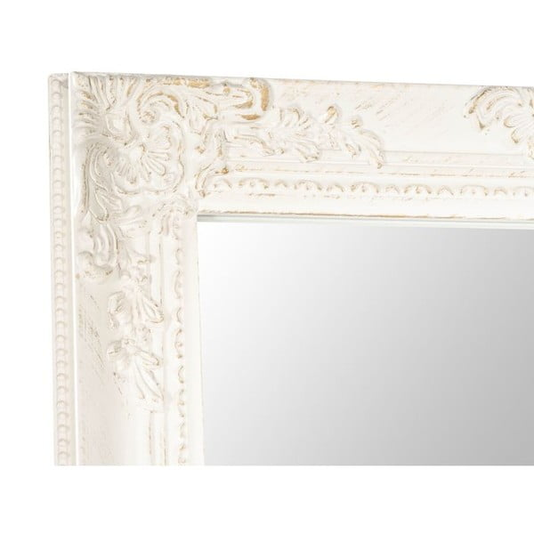 Stojací zrcadlo Miro Bianco, 40x160 cm
