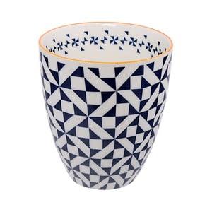 Porcelánová šálek Geometric No2, 8,7x9,8 cm