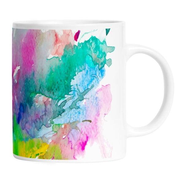 Keramický hrnek Water Colour, 330 ml