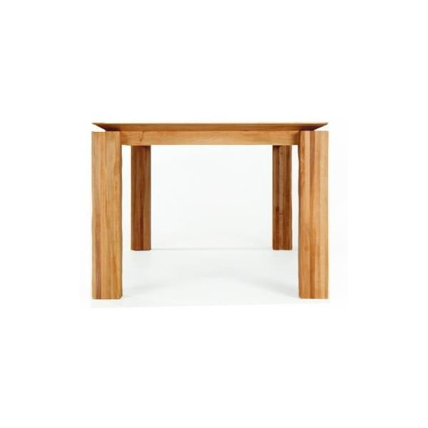 Stůl Linia 52.1, olše napuštěná lněným olejem, 200x100 cm