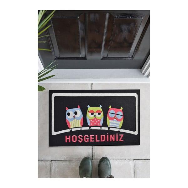 Covoraș intrare Hosgeldiniz, 70 x 45 cm