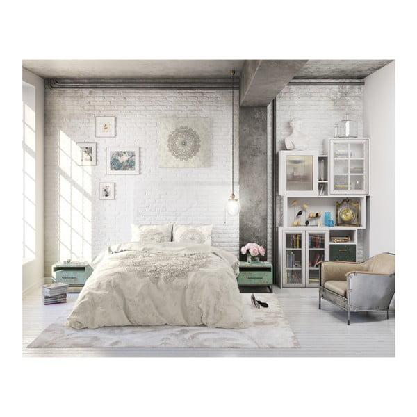 Bavlněné povlečení na dvoulůžko Sleeptime Kate, 200 x 220 cm