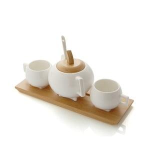 Set cești și zaharniță, Brandani Cafe