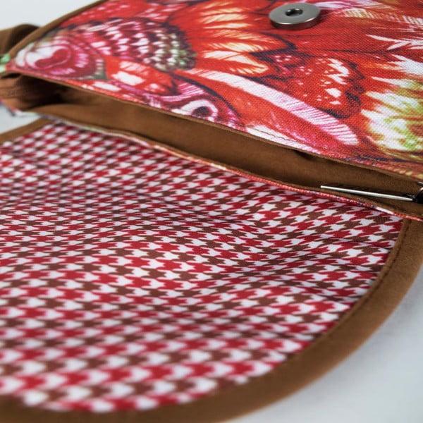 Barevný batoh Lois, 26 x 32 cm