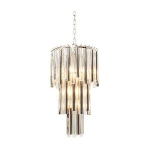 Závěsné svítidlo ve stříbrné barvě Kare Design Palazzo, ⌀ 35 cm