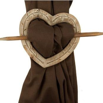 Inel pentru draperii Antic Line Hrart Nature imagine