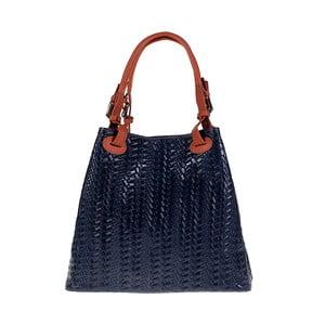 Tmavě modrá kabelka Pitti Bags Helen