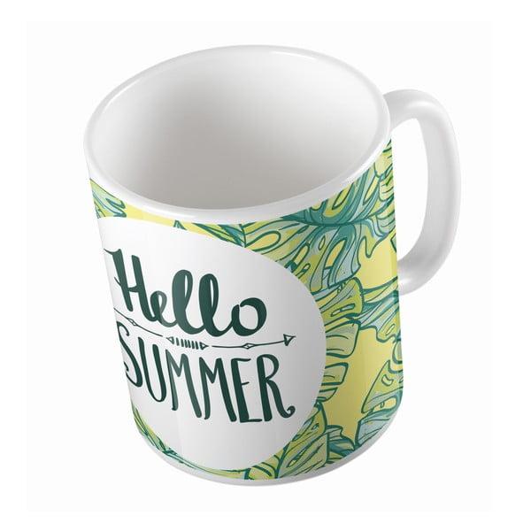 Keramický hrnek Hello Summer, 330 ml