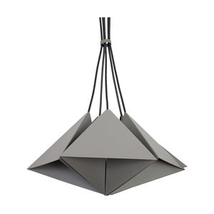 Šedé stropní svítidlo Evergreen Lights Suspension