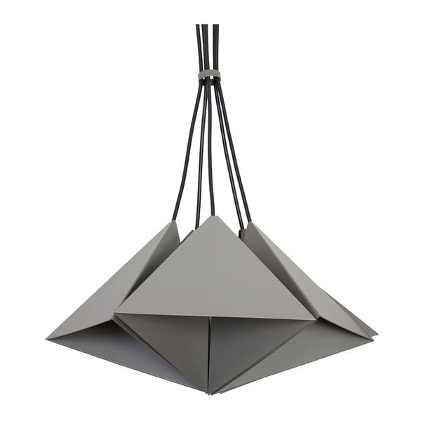 Lustră Evergreen Ligths Suspension, gri