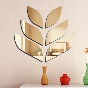 Dekorativní zrcadlo Listy