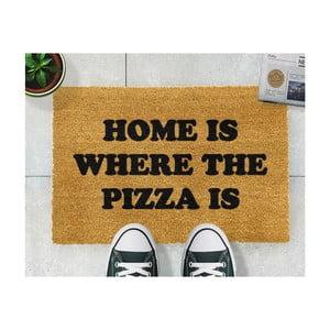 Rohožka Artsy Doormats Home Is Where the Pizza Is,40x60cm