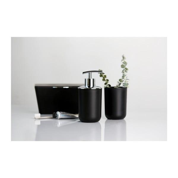 Černý koupelnový box Wenko Brasil