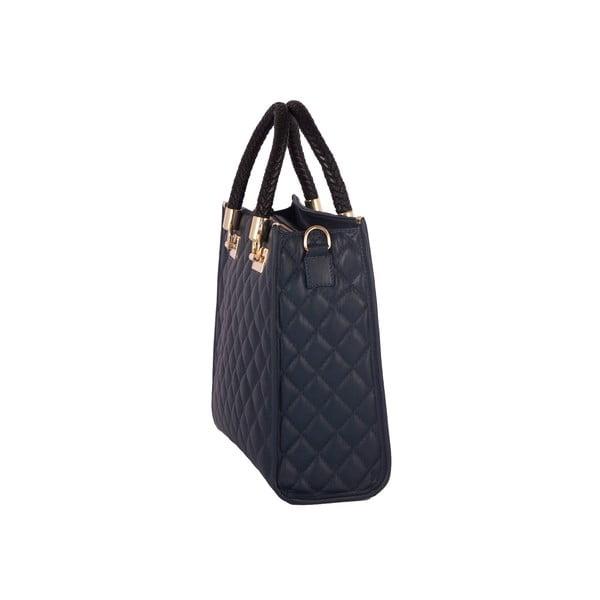 Kožená kabelka Andrea Cardone 2005 Dark Blue