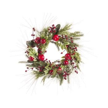 Coroniță pentru Crăciun Unimasa Holly, ø 55 cm imagine