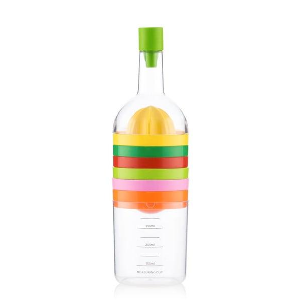 Wielofunkcyjna butelka z miarką InnovaGoods 8-in-1