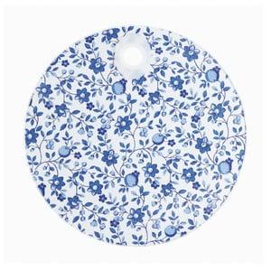 Prkénko z tvrzeného skla Kitchen Craft Floral Pattern,24cm