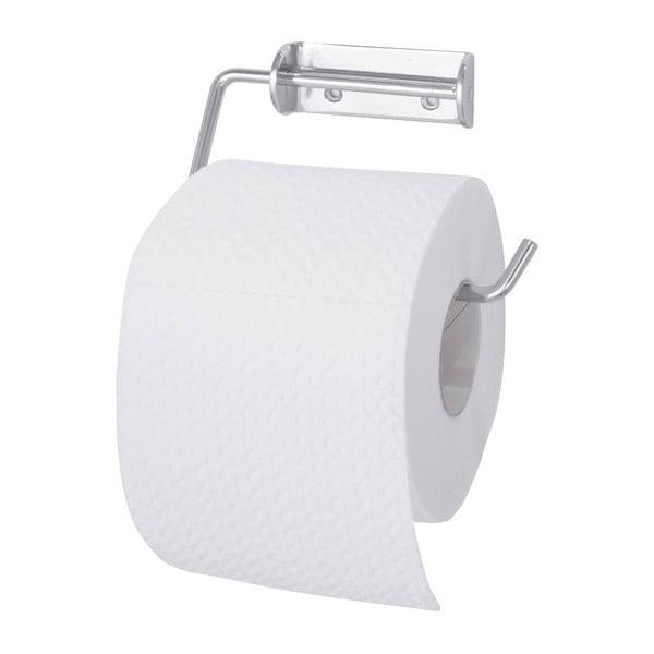 Uchwyt ścienny na papier toaletowy ze stali nierdzewnej Wenko Simple