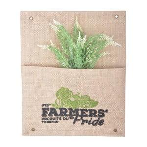 Nástěnný zahradnický kapsář Esschert Design Farmers Pride