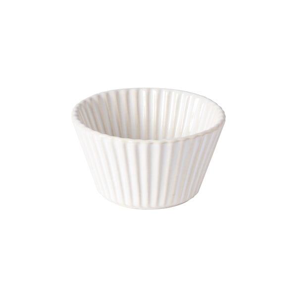 Biała kamionkowa foremka na muffinkę Casafina Forma, 50 ml