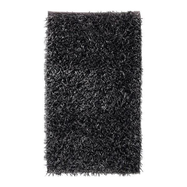 Koupelnová předložka Kemen Black, 60x100 cm