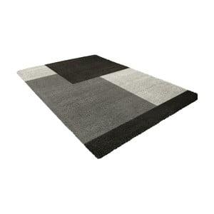 Šedý koberec Calista Rugs Sydney Oblong, 120x170cm
