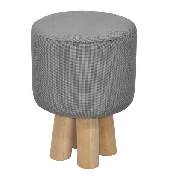 Stolička Happy Barok Kivi, šedé