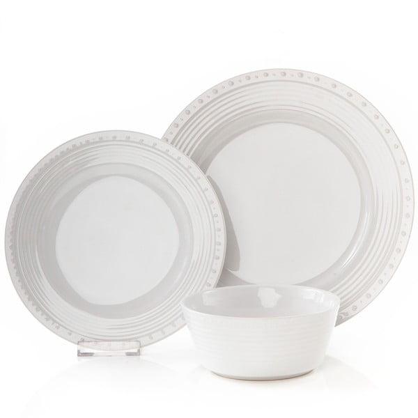 Porcelánová jídelní sada Ezgi, 12 ks