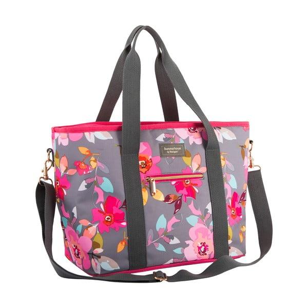 Kvetovaná taška cez rameno Navigate Shoulder
