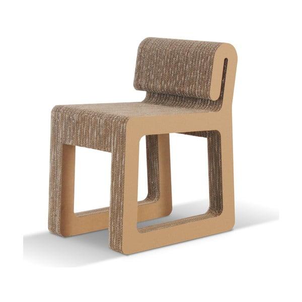 Kartonová židle Hook