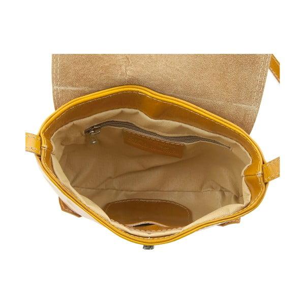 Kožená kabelka Sun