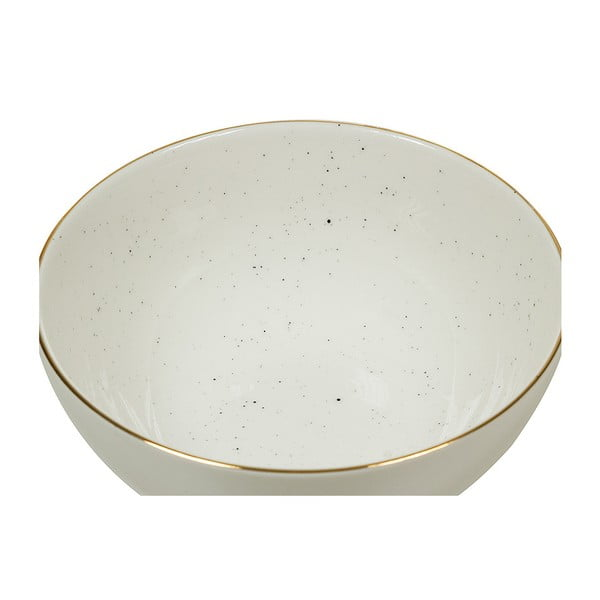 Bol din porțelan Santiago Pons Bol, ⌀ 15 cm, alb