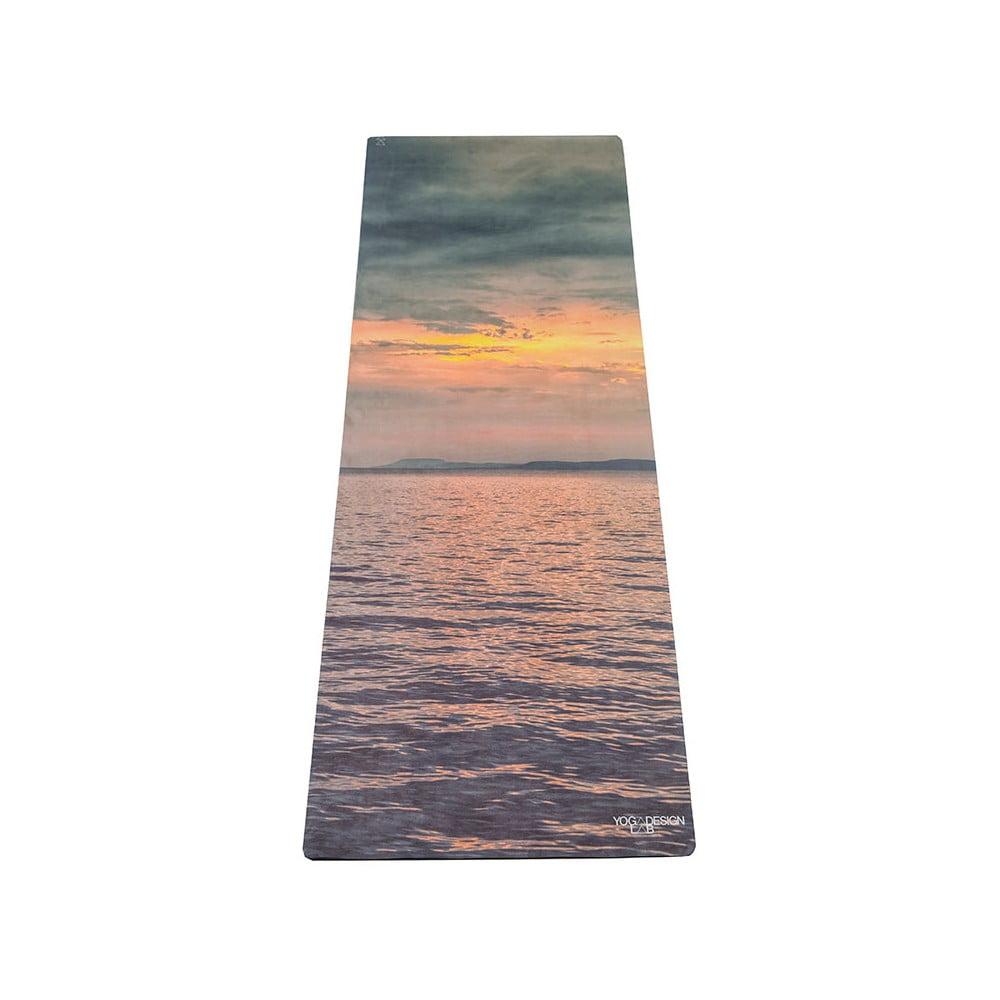 Podložka na jógu Yoga Design Lab Travel Sunset, 900 g