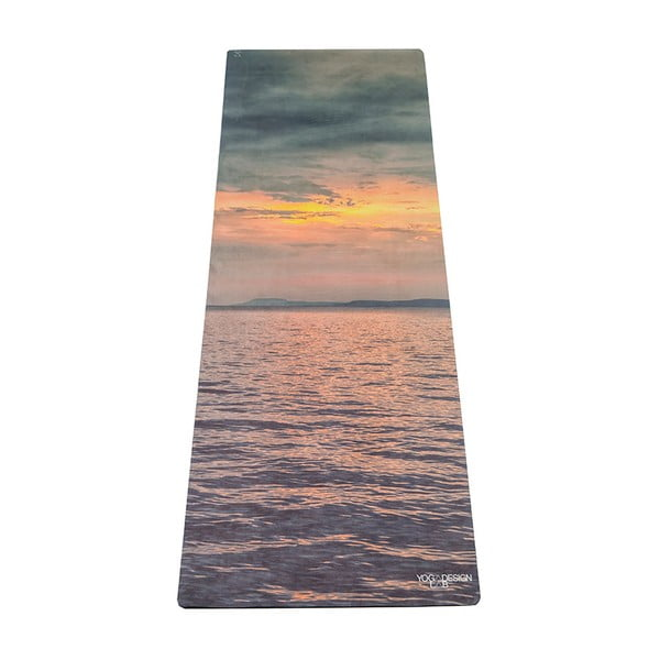Saltea pentru yoga Yoga Design Lab Travel Sunset, 900 g
